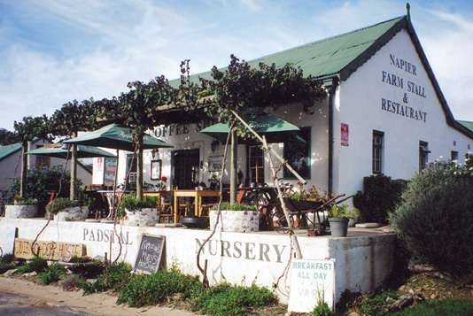 NAPIER FARM STALL AND RESTAURANT